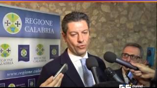 Dopo la condanna il governatore della Calabria Giuseppe Scopelliti rassegna le dimissioni
