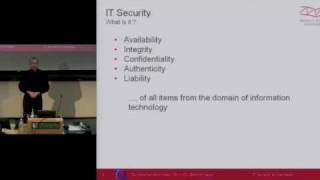 Seminar: IT-Security by Hardware