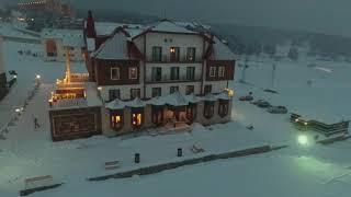 Sarıkamış Kayak Merkezi Drone Görüntüleri 2018