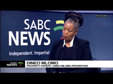 Talking women in property with Dineo Molomo
