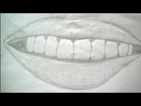 Curso De Desenho Desenhar Sorriso Youtube