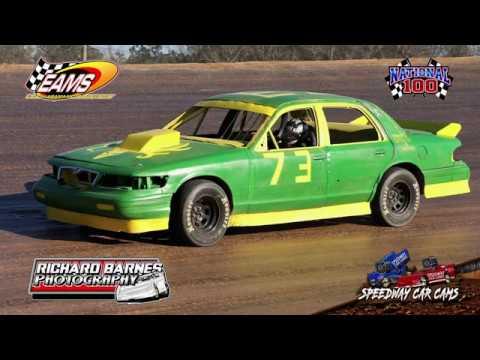 #73 Kevin Rich - Road Warrior - National 100 - 1-27-19 East Alabama Motor Speedway