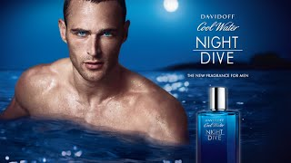 Cool Water Night Dive (by Davidoff)- I do like to be beside the Seaside