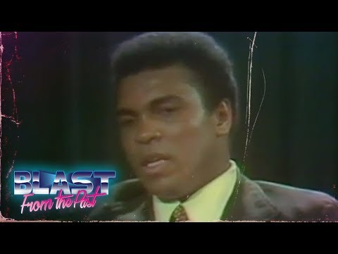 Muhammad Ali Opens Up About His Children & His Career As A Boxer | Blast From The Past