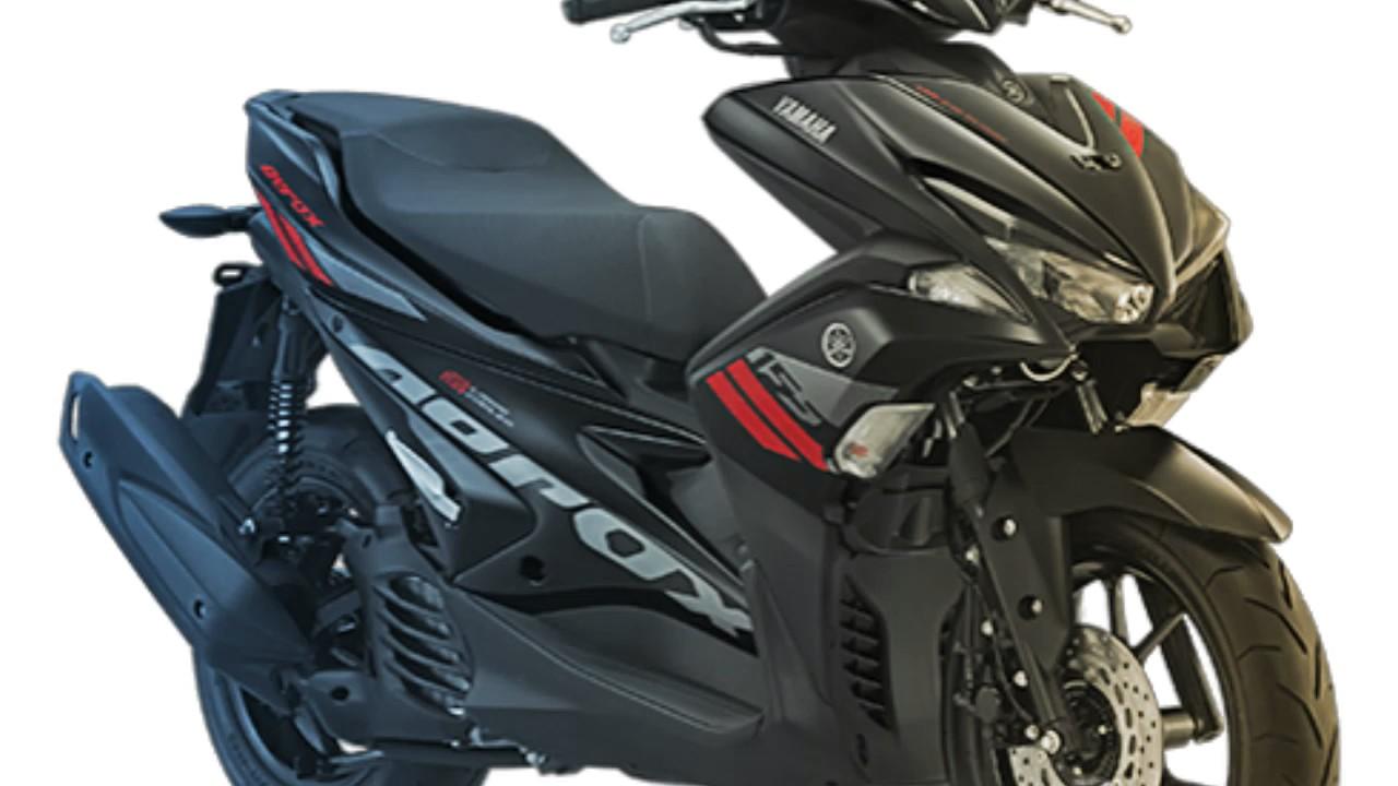 Pilihan Warna Yamaha Aerox 155 Yamaha Jago Kalo Soal