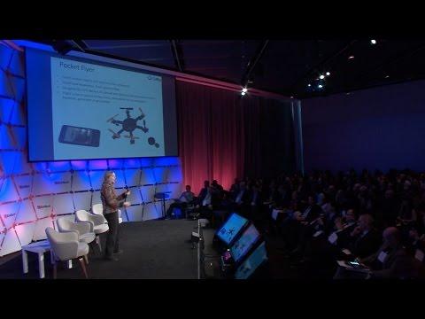 EmTech Mit 2015 Drones at work