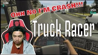GAME TRUCK RACER ONLINE GAME PLAY II I'M CRASH GUYSS!!!
