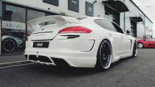 Porsche Panamera Turbo by Hamann