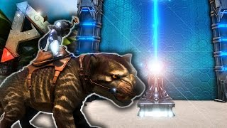 ARK Survival Evolved - THYLACOLEO, MICRORAPTOR, ELECTROPHORUS, AMMONITE, TEK FORCEFIELD - ARK Update