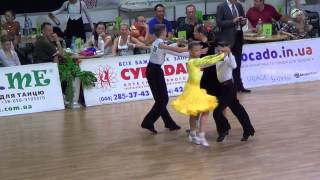 2015 Championship of Ukraine Juvenile 2 La Final Samba