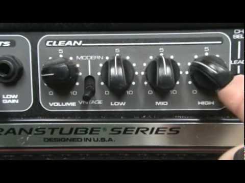 peavey bandit 112 guitar amp clean sound youtube. Black Bedroom Furniture Sets. Home Design Ideas