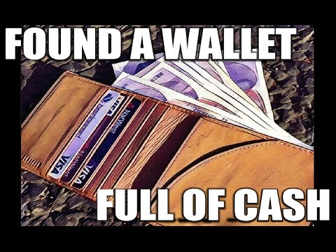 """Researchers """"Left"""" 17,000 Wallets In Different Places Around The World To Check How Many People Would Return Them Hqdefault"""