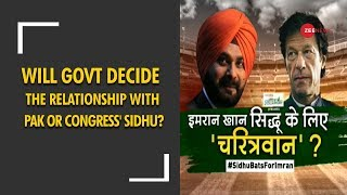Taal Thok Ke: Will government decide the relationship with Pakistan or Congress' Sidhu?