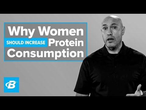 Why Women Should Consume More Protein | Bill Campbell, PH.D.