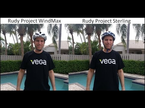 Rudy Project Windmax and Sterling Cycling Helmets Comparison