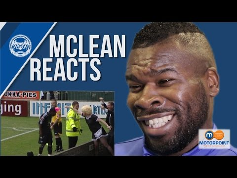 FEATURE | Mclean Reacts To Memorable Posh Moments