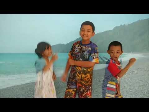 Lucunya Joget Potong Potong Roti Lagu Anak2