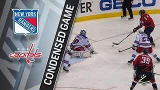 New York Rangers vs Washington Capitals – Mar. 28, 2018 | Game Highlights | NHL 2017/18. Обзор