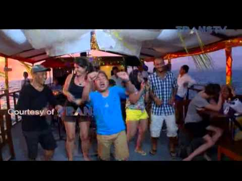Tjendana Villas - Lembongan Beach Club, Bali on Happy Holiday Trans TV