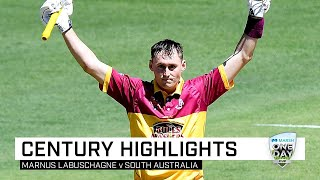Mighty Marnus saves Bulls with maiden one-day ton
