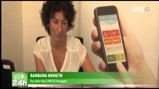 VTC14_Ứng dụng điện thoại giúp trẻ em ngăn chặn nạn lạm dụng