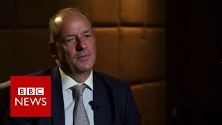 GlaxoSmithKline CEO: 'Nothing has changed' since Brexit vote - BBC News thumbnail