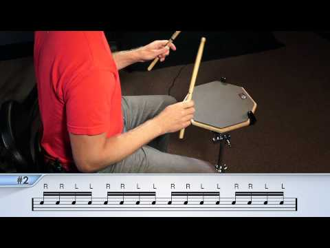 Drumming Warm-Up (Beginner) - Drum Lesson