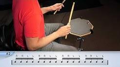 Drumming Warm-Up (Beginner) - Drum Lesson