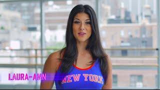 Knicks City Dancers Profile: Laura-Ann