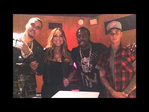 MARIAH CAREY - WHY YOU MAD (FT. JUSTIN BIEBER, FRENCH MONTANA & T.I.) (INFINITY REMIX)