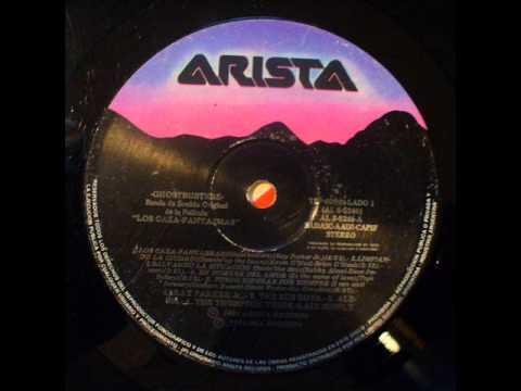 GHOSTBUSTERS / Original soundtrack album (Sonido Vinilo) - 1984