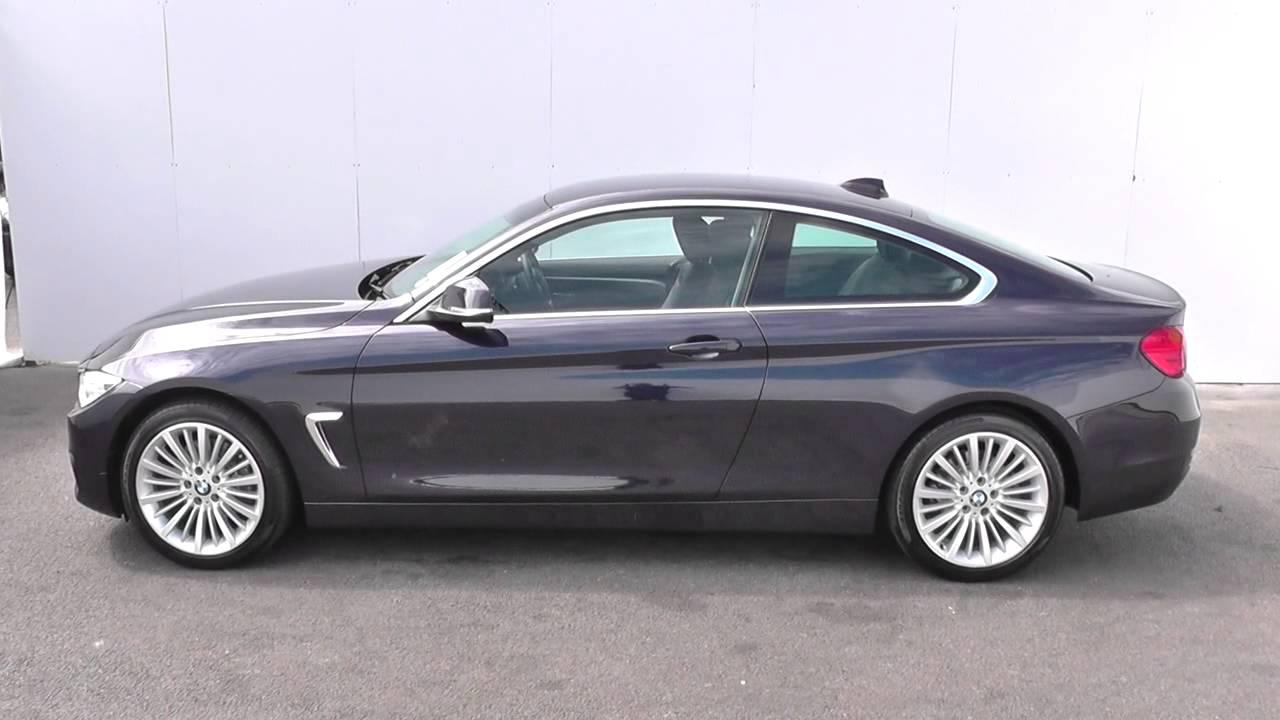 Bmw 420d Luxury Auto U13401 Youtube