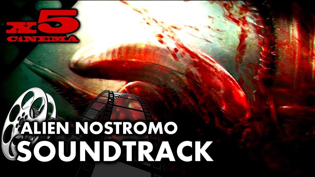 alien nostromo reel movie soundtrack youtube