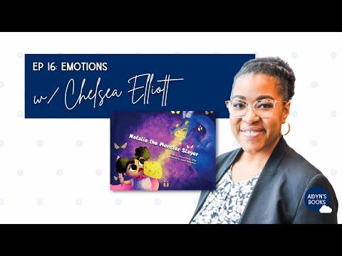 Parenting & Bonding w/ Children's Books Podcast #16 – Author Spotlight: Chelsea Elliott