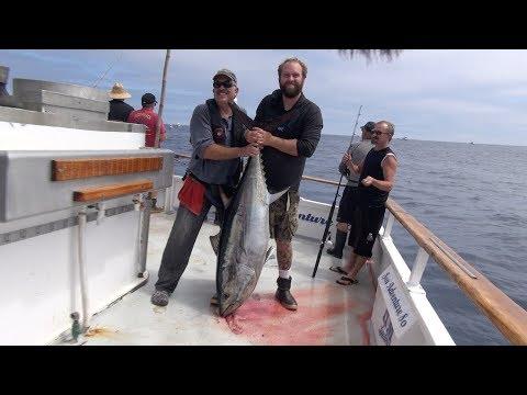Epic Big Bluefin Tuna Battles - Sea Adventure 80 Sept. 2017