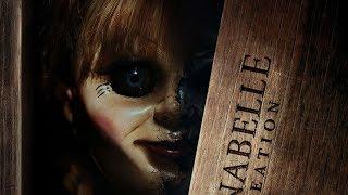 Проклятие Аннабель: Зарождение зла (18+) - смотрите в кинотеатре «Родина»