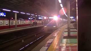 京成3056編成 エア急羽田空港行03K 京急品川発車