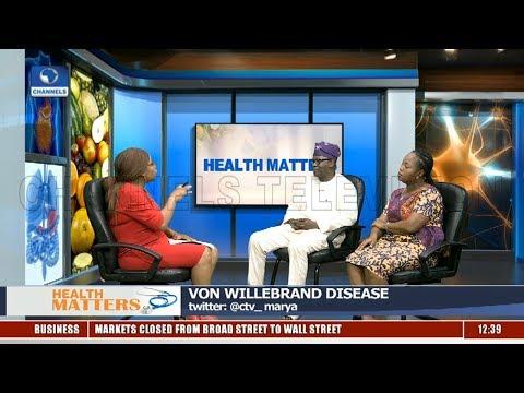 Discussing Von Willebrand Disease |Health Matters|