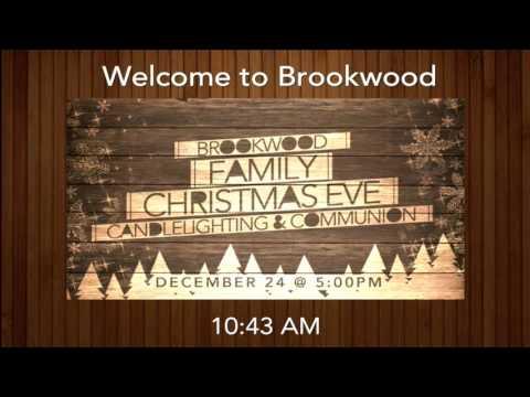 Brookwood Live Stream
