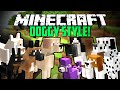 Minecraft: Doggy Style! Minecraft Mod Showcase!