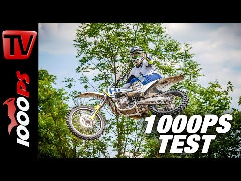 1000PS Test - Husqvarna Motocross 2018