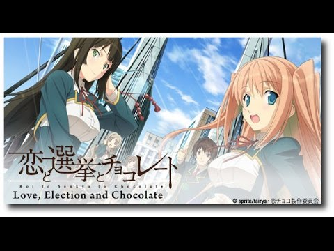 Love, Election and Chocolate Review