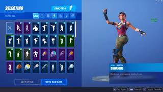 Fortnite take the elf emote bug