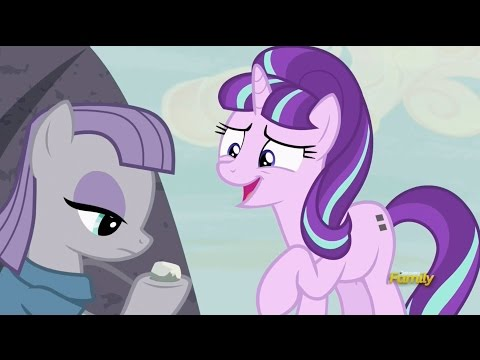 When Maud first met Starlight - Rock Solid Friendship