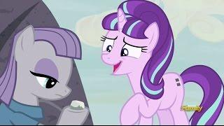 When Maud first met Starlight - Rock Solid Friendship
