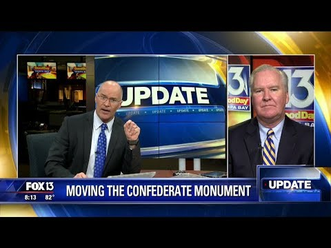 Tampa Mayor On Confederate Statue: 'Not In My City'