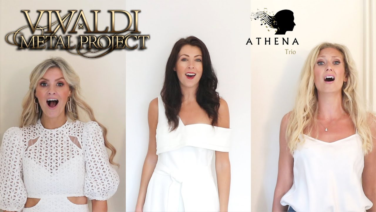 ATHENA Trio - Greetings and sneak peek from the studio!