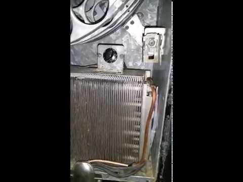 Vendo 39 Coke Machine for sale additional video of compressor - YouTube