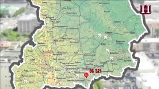 видео Рейтинг коттеджных поселков Барнаула и пригорода