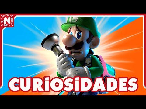 Expedientes Nintendo: Luigi